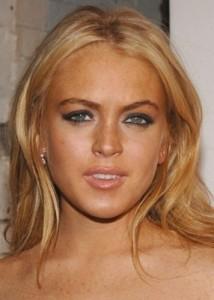 Lindsay Lohan headshot