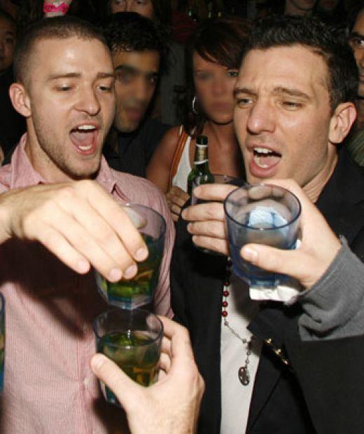 Justin Timberlake Tequila
