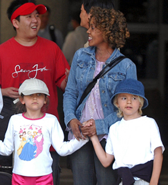 pictures of michael jackson kids