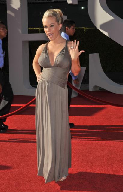 kendra-wilkinson-2009 Espy Awards