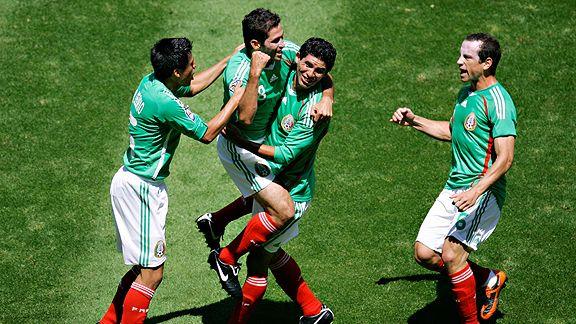 Soccer-Mexico