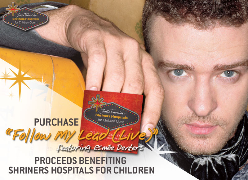 Justin Timberlake charity